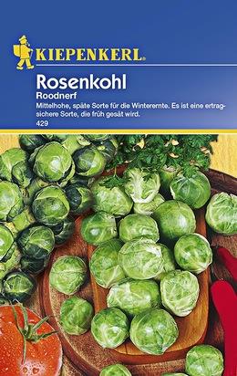 Rosenkohl Roodnerf