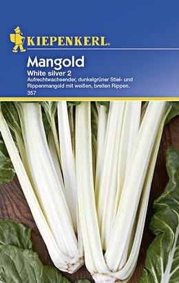 Mangold White Silver 2