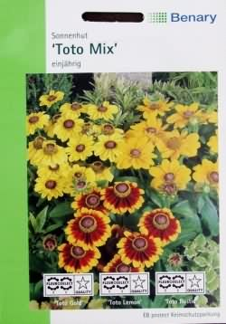 Sonnenhut Toto® Mischung - Rudbeckien Samen