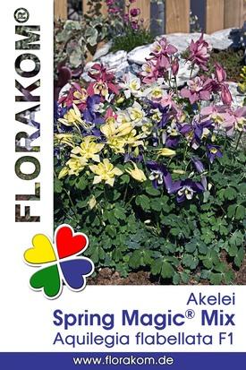 Akelei Spring Magic® Mischung Samen