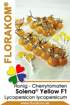 Honig - Cherrytomaten Solena® Yellow