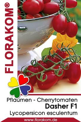 Pflaumen - Cherrytomaten Dasher Samen