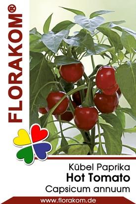 Kübelpaprika Hot Tomato