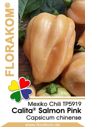 Mexikochili Calita® Salmon Pink