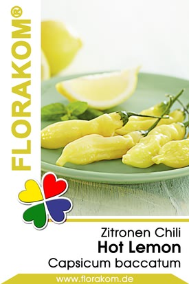 Zitronenchili Hot Lemon
