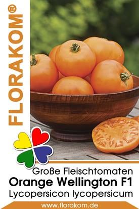 Fleisch - Tomatensamen Orange Wellington