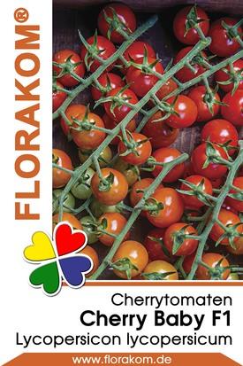 Cherrytomaten Cherry Baby