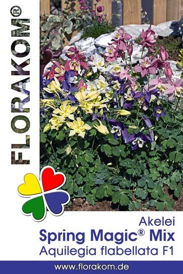 <hr>Akelei Spring Magic® Mischung <hr>Samen<hr>