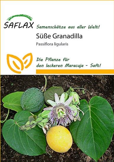 <hr>Süße Granadilla Passionsblume <hr>Samen<hr>