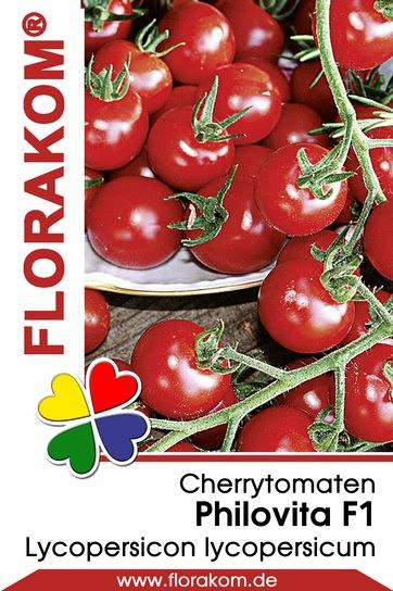 Freiland Cherrytomaten Philovita