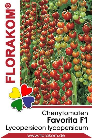 Cherrytomaten Favorita