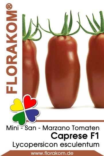 Luxus - Mini - San Marzano - Tomaten Caprese