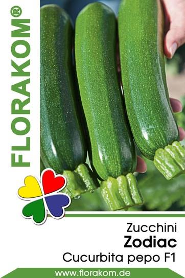 Zucchini Zodiac