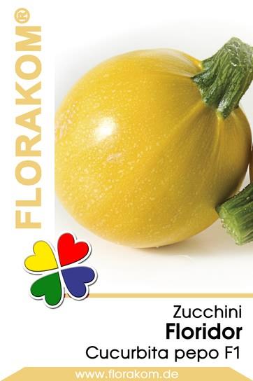 <hr>Zucchini Floridor <hr>Samen<hr>