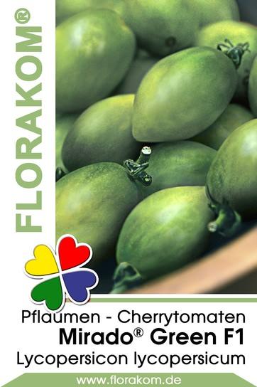 Pflaumen - Cherrytomaten Mirado® Green